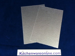 waveguide cover material - mica sheets