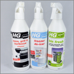 HG Cleaning, HG Cleaning Products, Household cleaning products