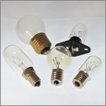 microwave lamps, microwave oven bulbs, oven bulbs 25w