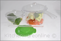 Microwave cookery, Microwave cookware, Microwavable cookware