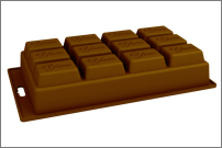 Chocolate Bar Cake Mould, Chocolate Bar Moulds, Cake Mould