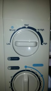 Power level selector