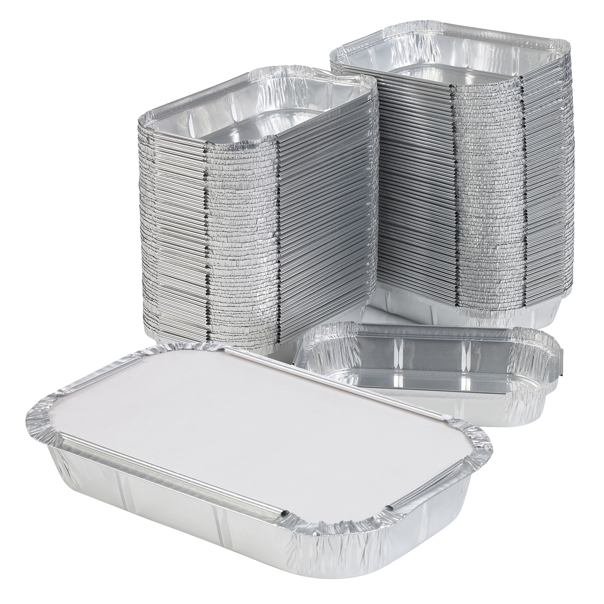 Using aluminium foil containers in the microwave oven for Aluminum cuisine